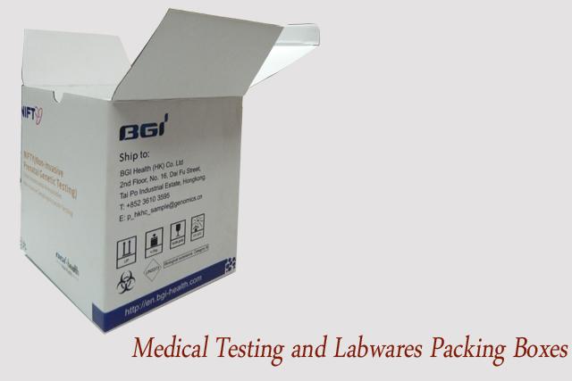 Red Cross Packaging